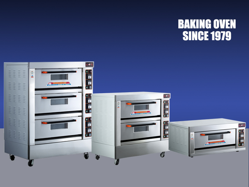 kitchen baking oven machine
