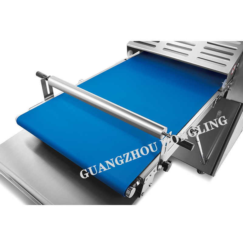 full stainless steel crisping sheeter