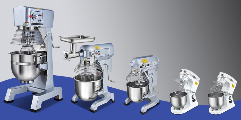 multi-functional 5L food mixer